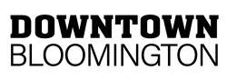 Downtown Bloomington logo - May2018