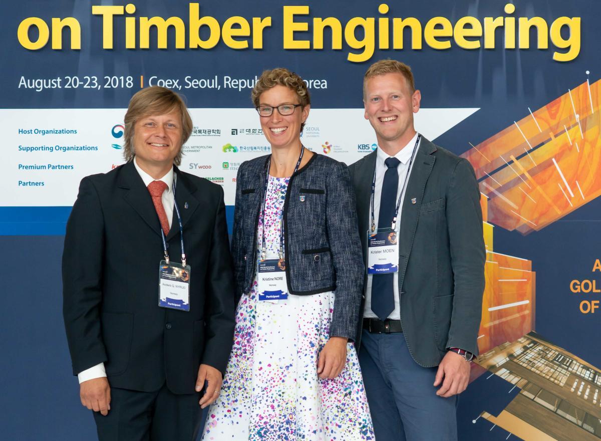 World Congress on Timber Engineering