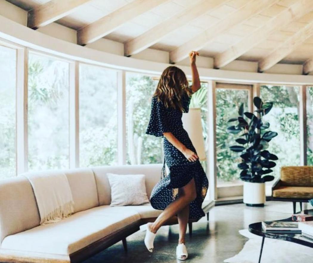 Madd Style Woman Dancing