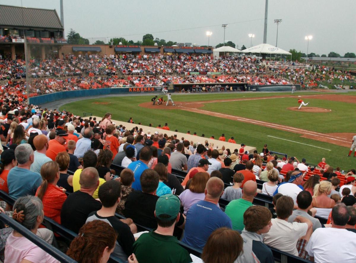 Frederick Keys Crowd