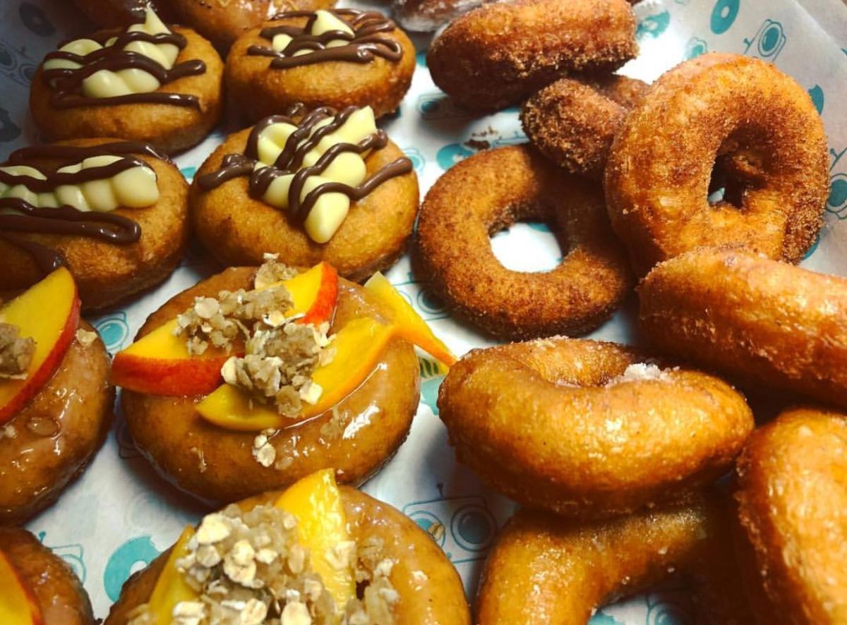 FoCo DoCo assorted donuts
