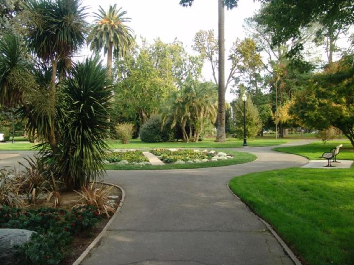 State Capitol - Capitol Park3
