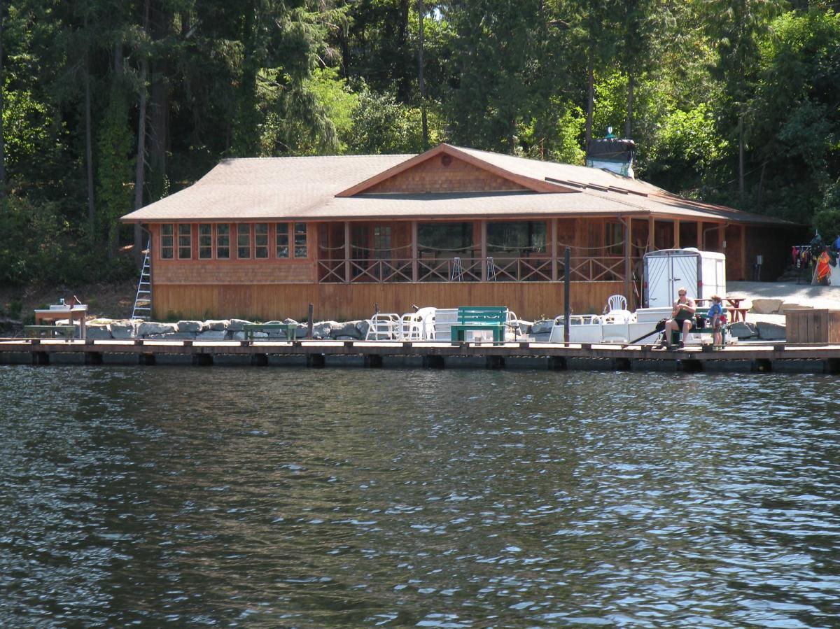 Lady of the Lake at Offut Lake Resort