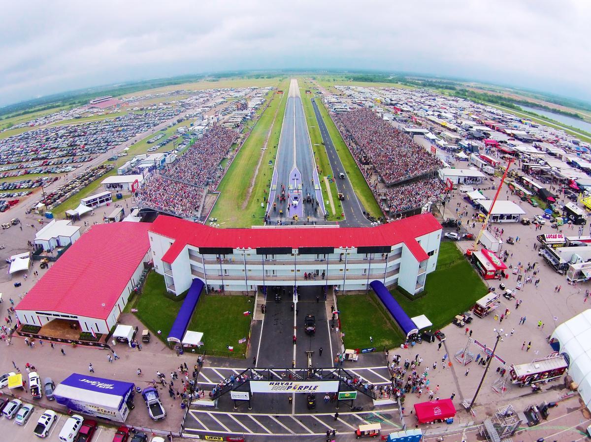Royal Purple Speedway Baytown