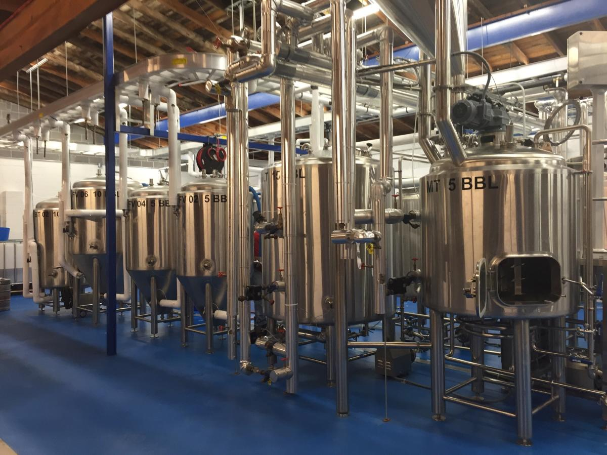 Waterline Brewing Company