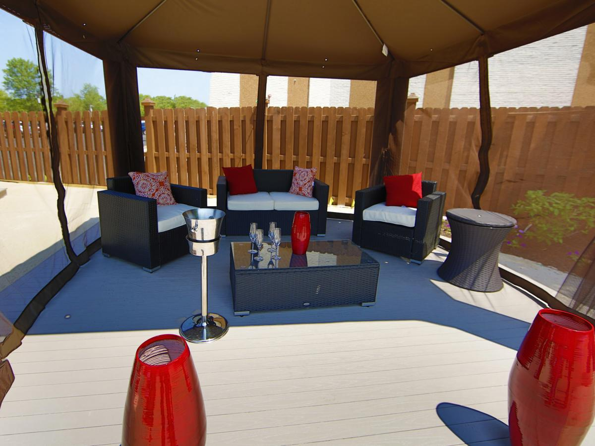 Valley Beach Cabana