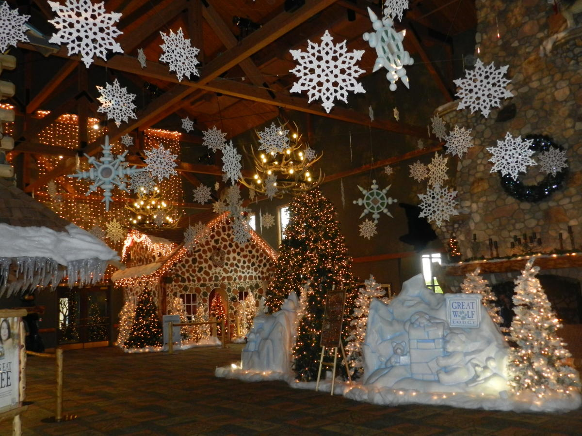 Snowland Comes Alive at Great Wolf Lodge in the Pocono Mountains