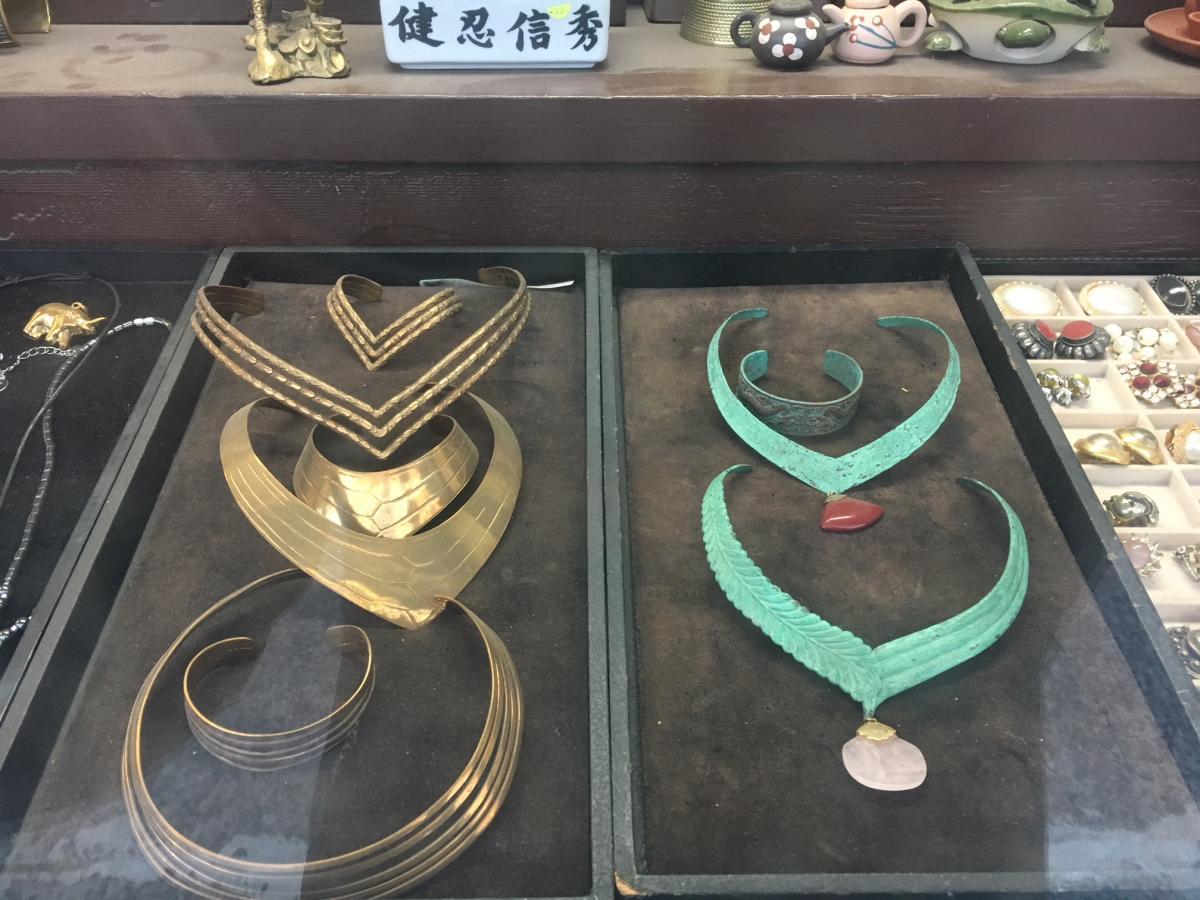 Halsey St jewelry