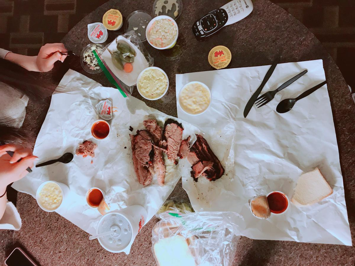 Rudy's Barbecue