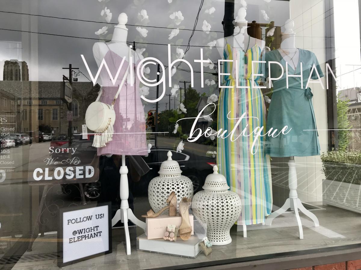Wight Elephant Boutique