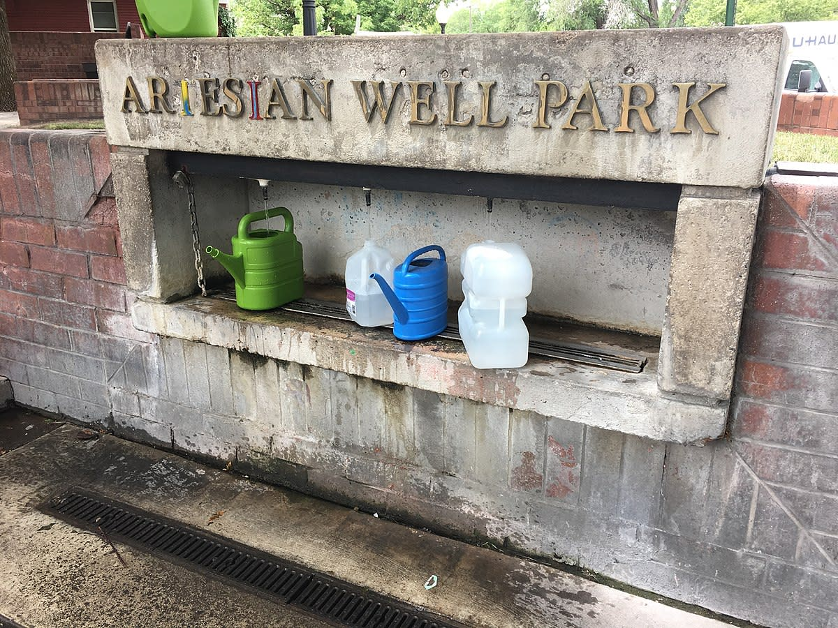 Artesian Well Park