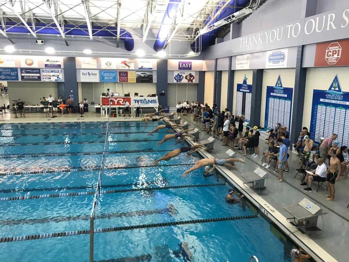 2018 USA Swimming Futures Championships at TAC