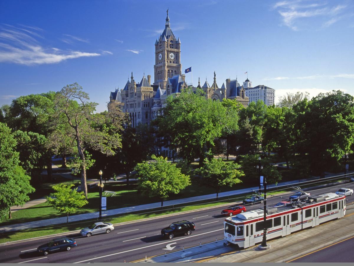 City and County Building at Washington Square