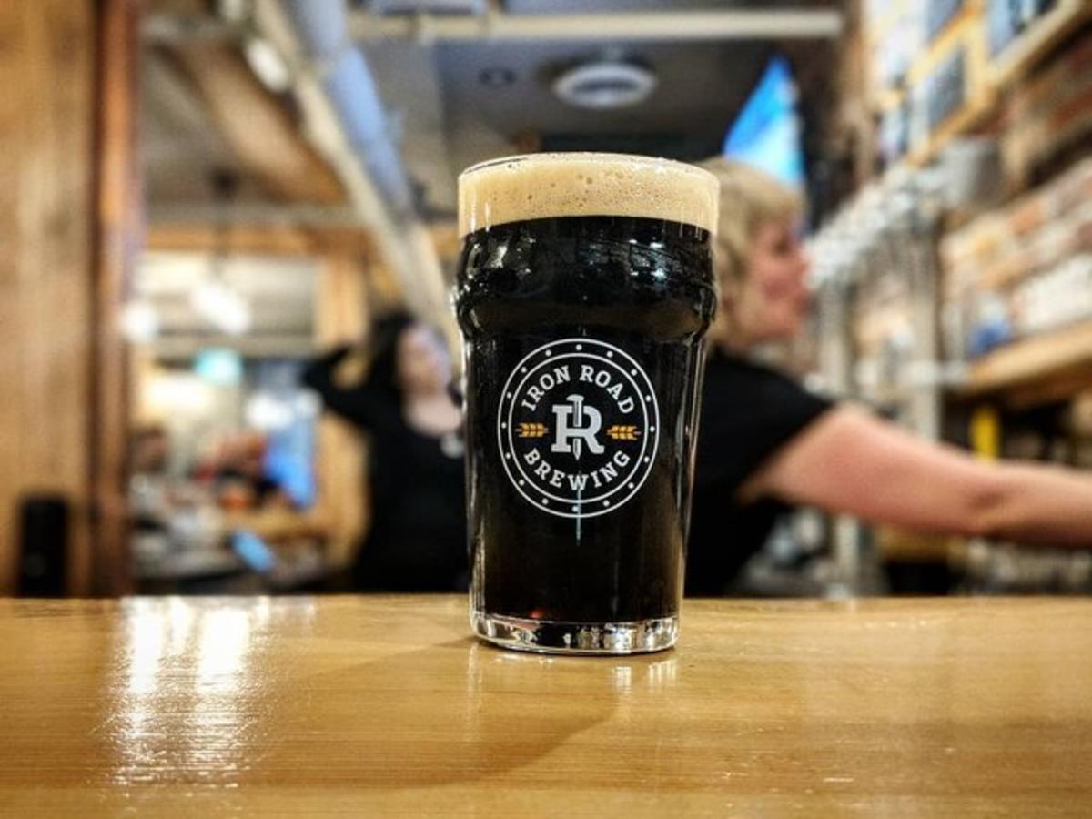Iron Road Brewing