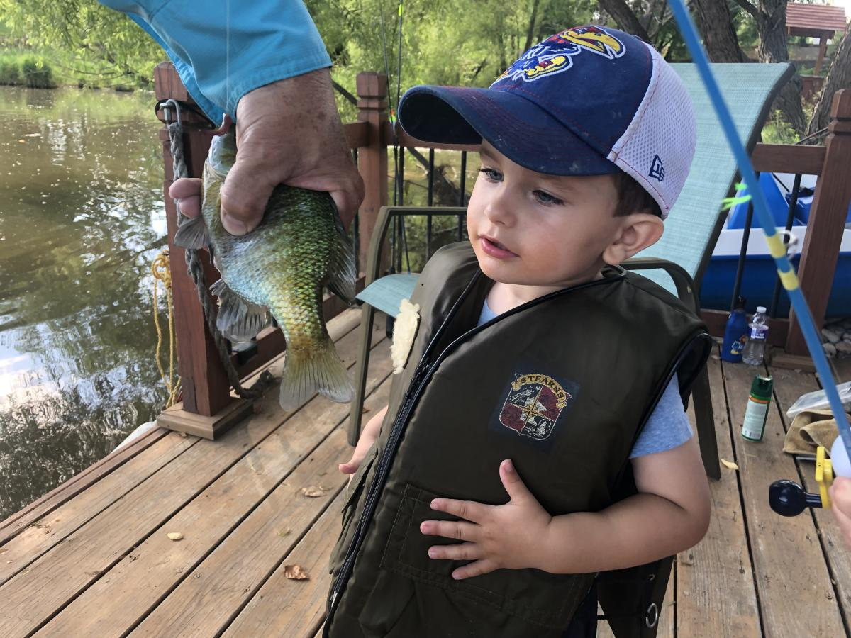 Kid's Fishing Trip