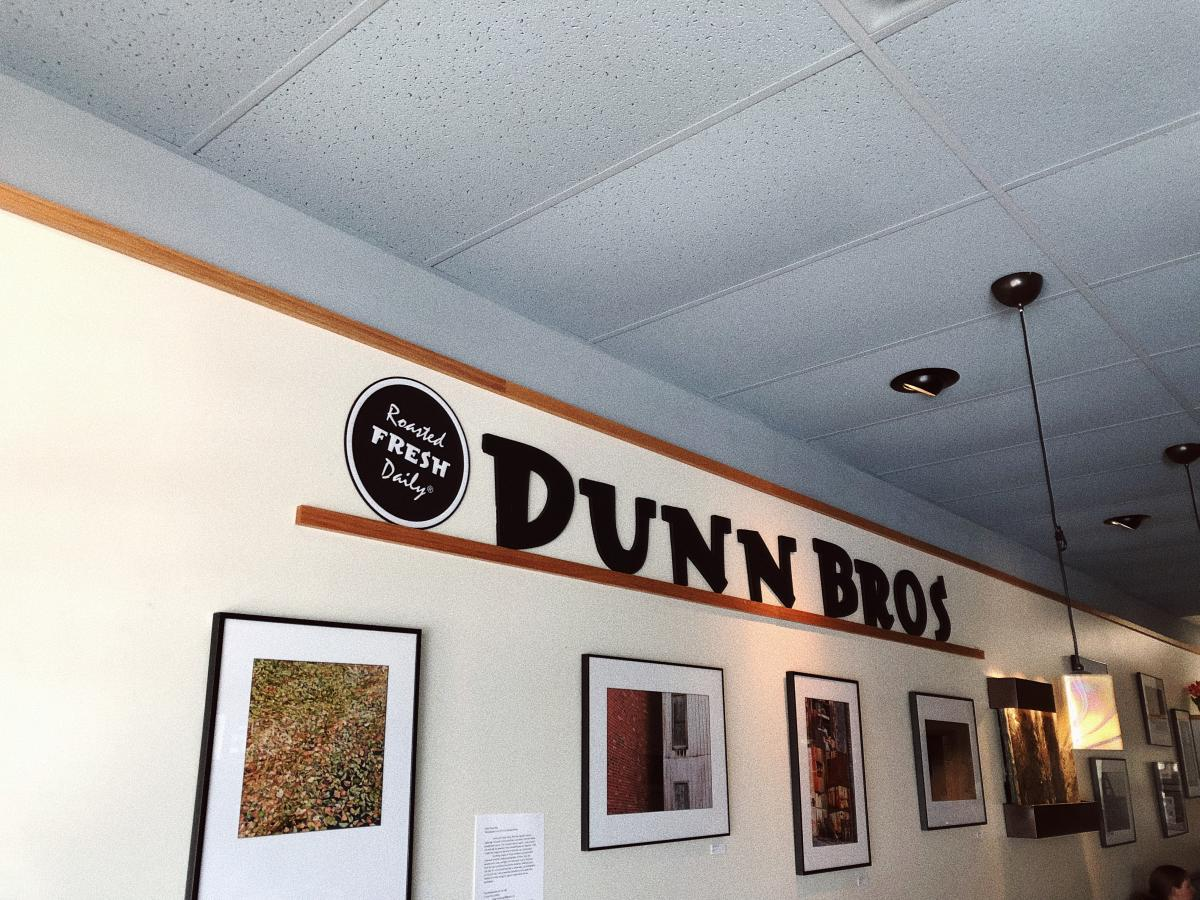 Dunn Brothers Coffee in Rochester, MN