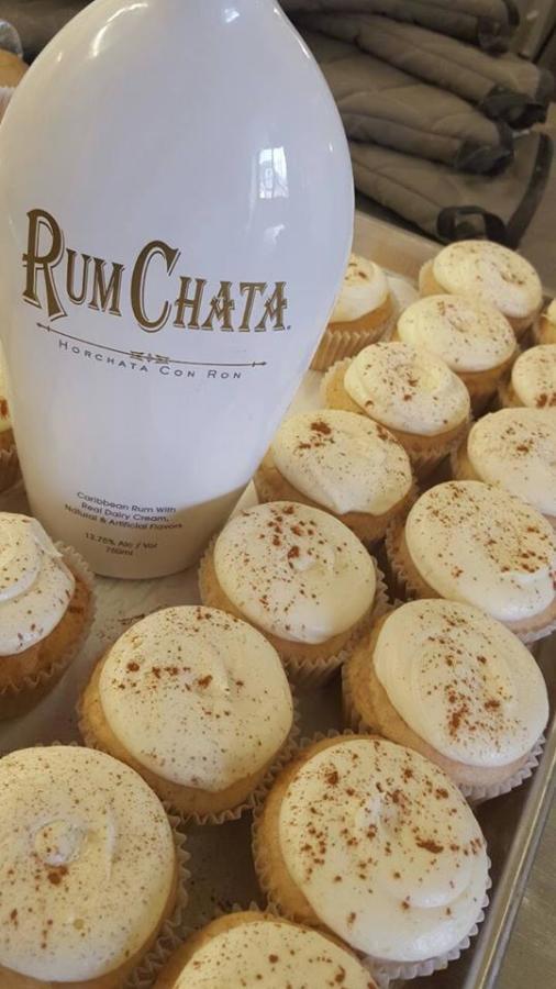 RumChata Cupcakes | Pronia's Bakery Lake Charles