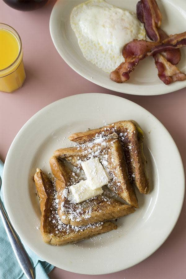 Two Day Itinerary Day Two Breakfast Jimmie's Diner