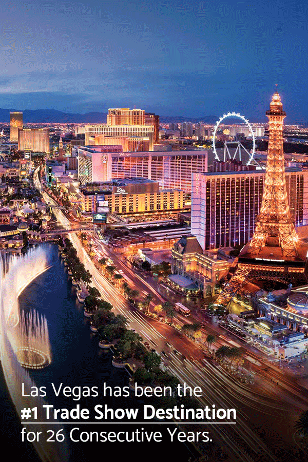 Las Vegas Trade Show Destination