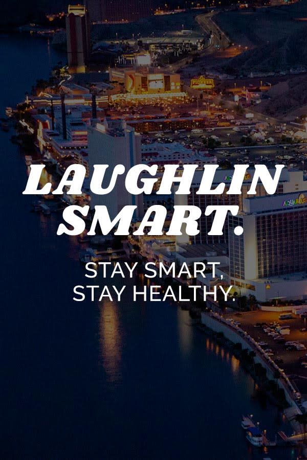 Laughlin Smart. Stay Smart, Stay Healthy.