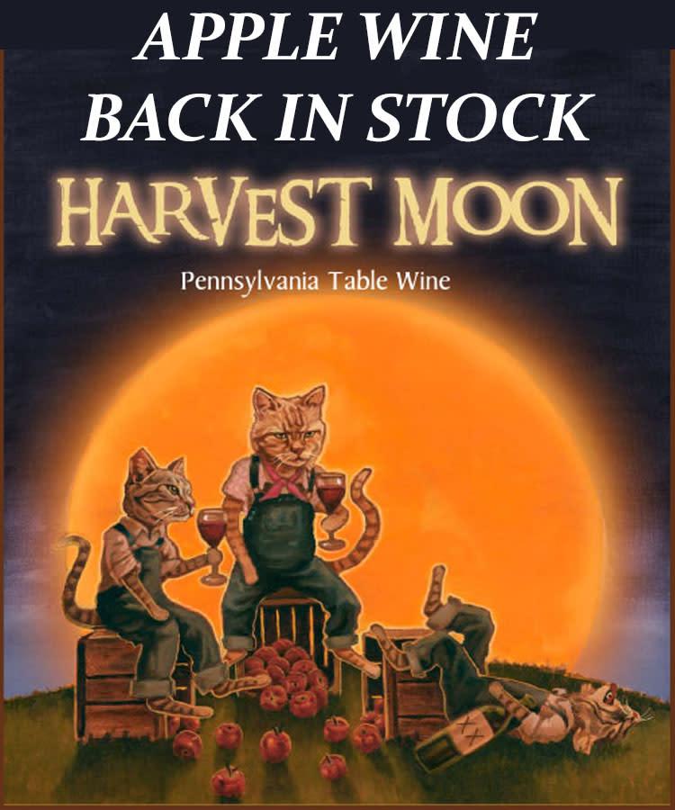 Harvest Moon Greenhouse Winery