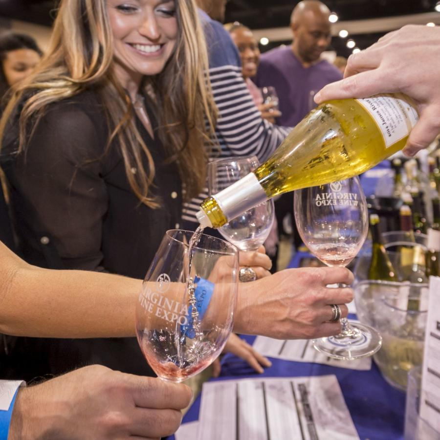 Virginia Wine Expo