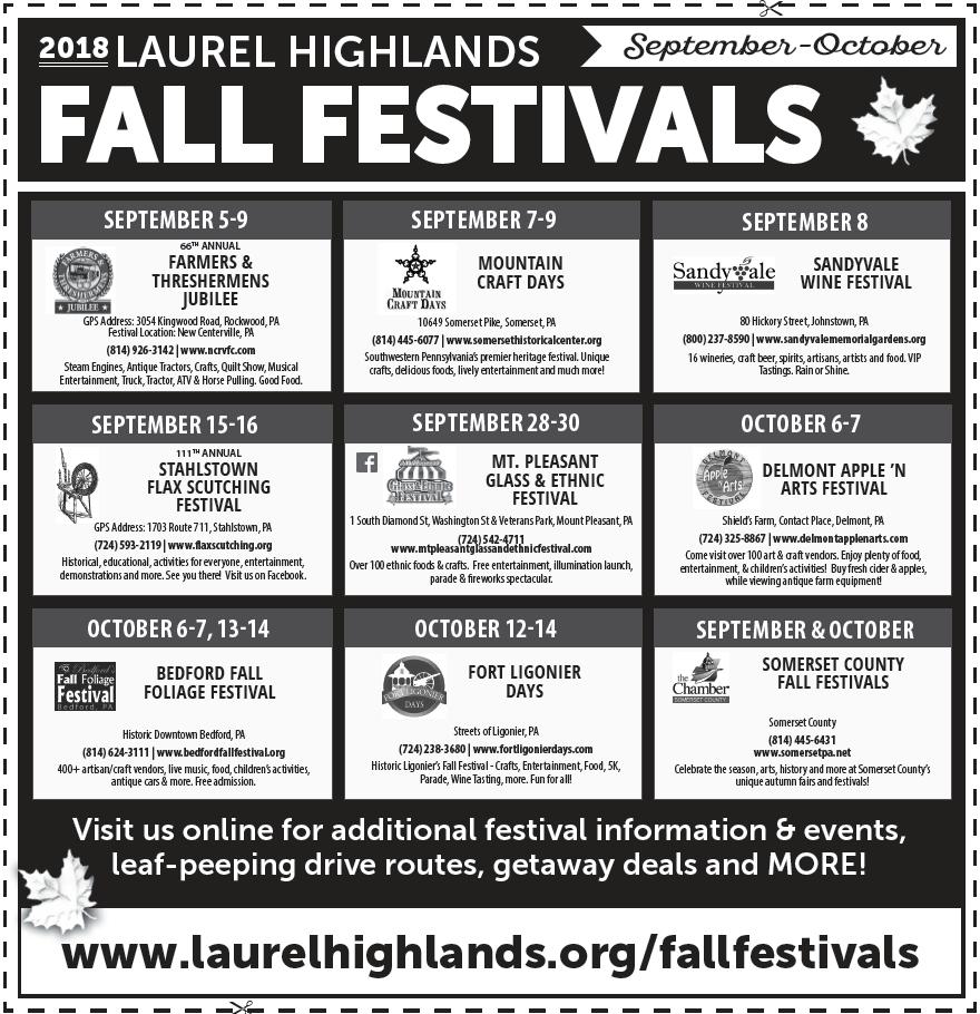 Fall Festivals Co Op