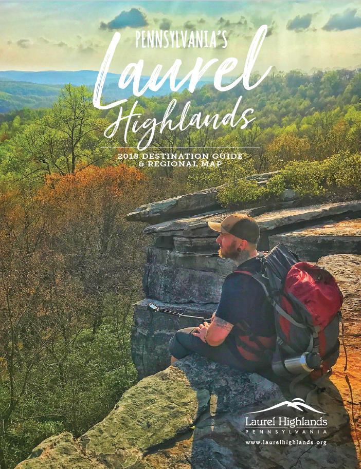 2018 Destination Guide Cover