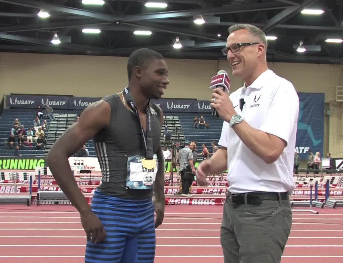 USATF Indoors 2018