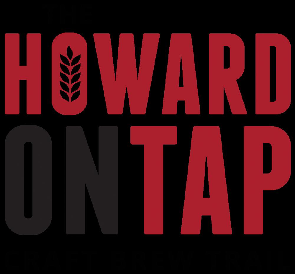 HowardOnTap Vertical Logo