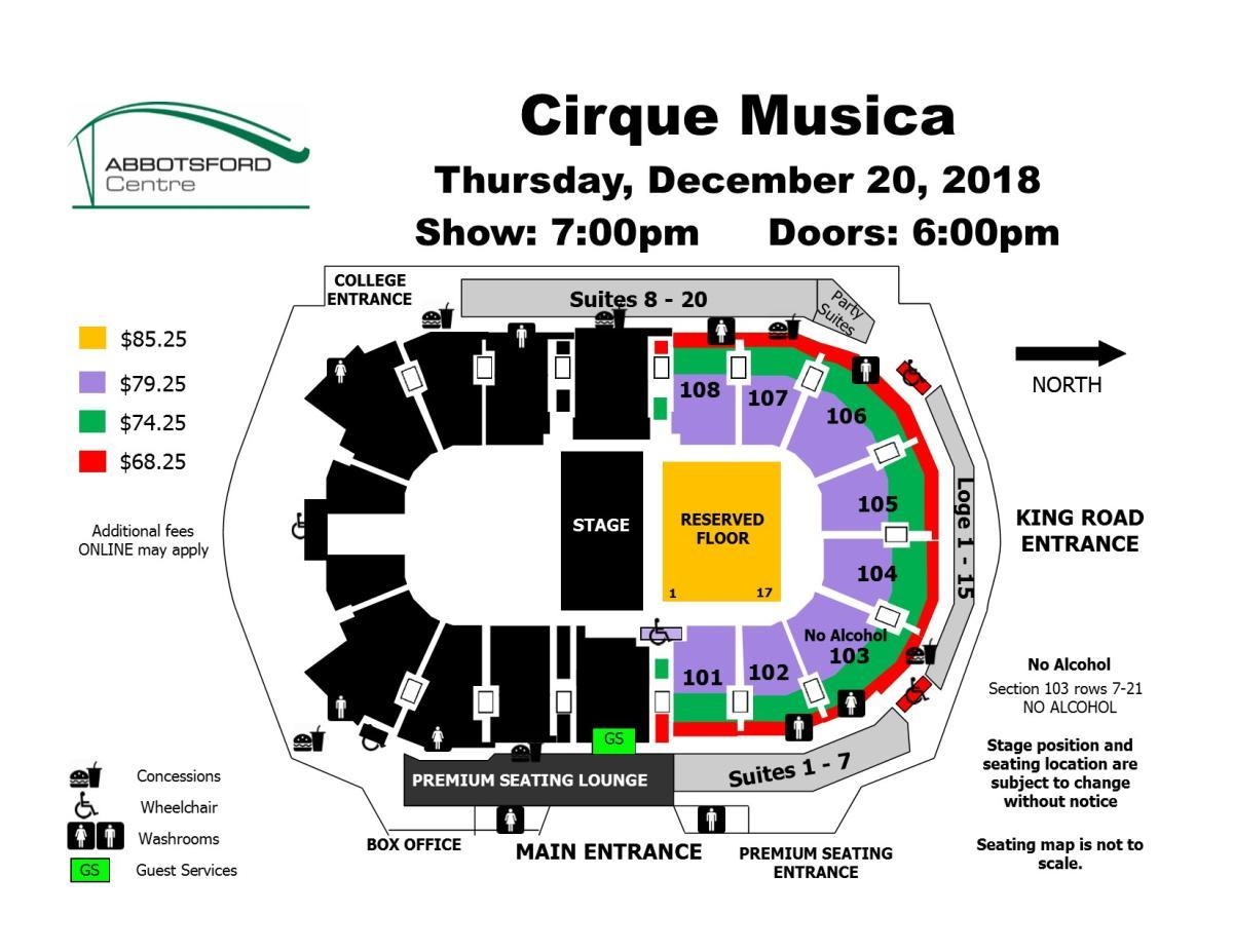 Cirque Musica Wonderland
