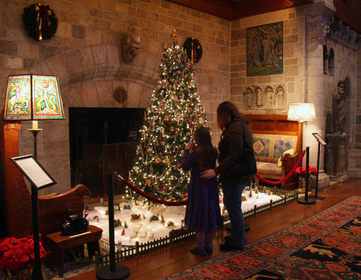 Image result for bryn athyn christmas