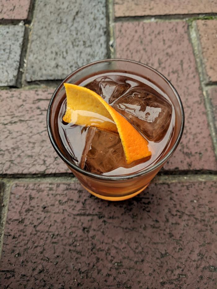 Moving Sidewalk Whiskey