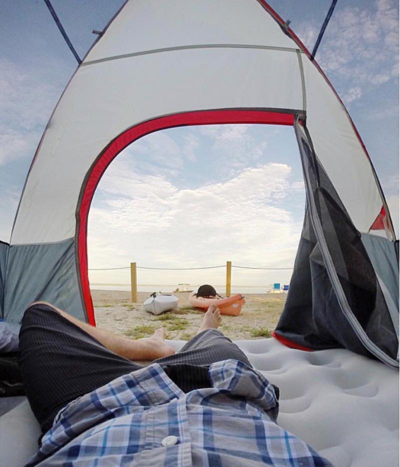 North Landing Beach Camping Resort