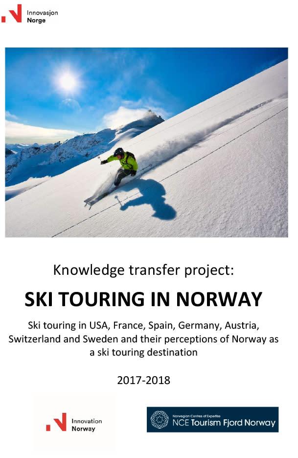 Ski Touring in Norway 2017-2018