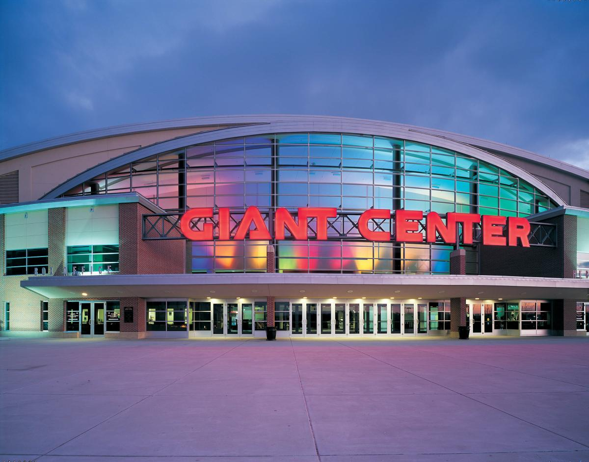 Giant Center in Hershey
