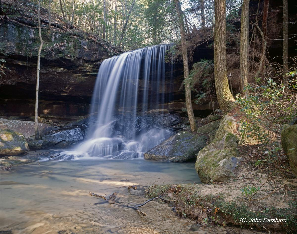 Turkey Foot Falls - Sipsey Wilderness