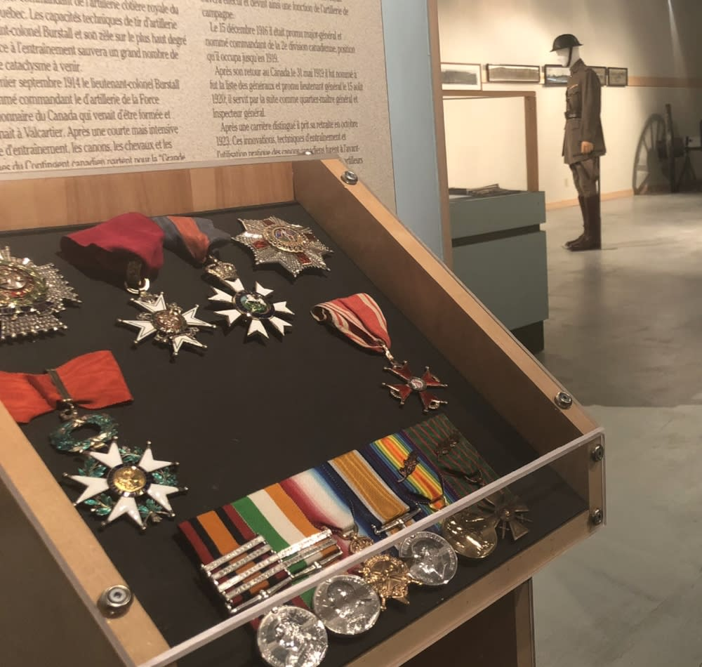 Medals of honor, RCA Museum