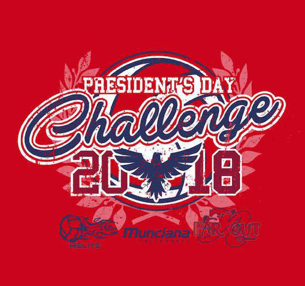 President's Day Challenge 2018