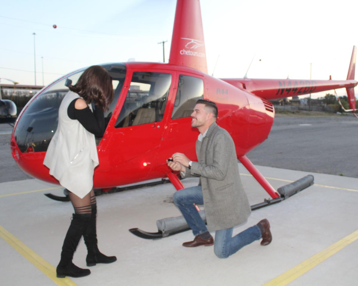 Chicago Helicopter Experience Proposal