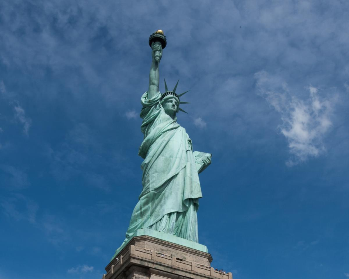 Statue of Liberty, attractions, nyc, Julienne Schaer