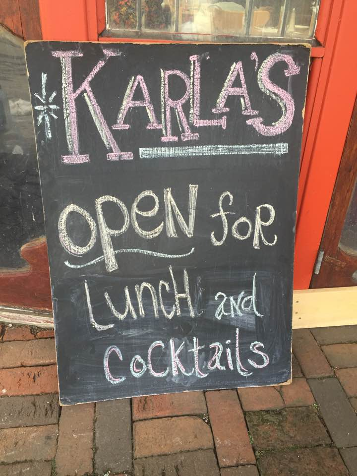 Karla's Restaurant, New Hope