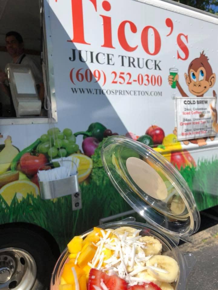 Tico's Juice Truck