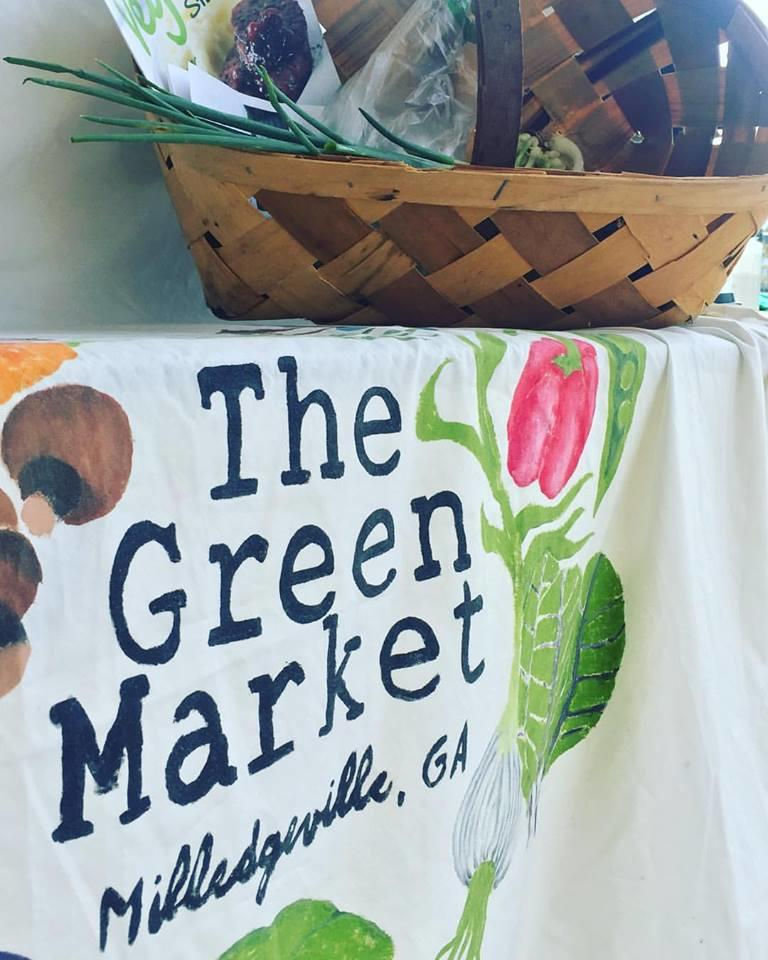 The Green Market