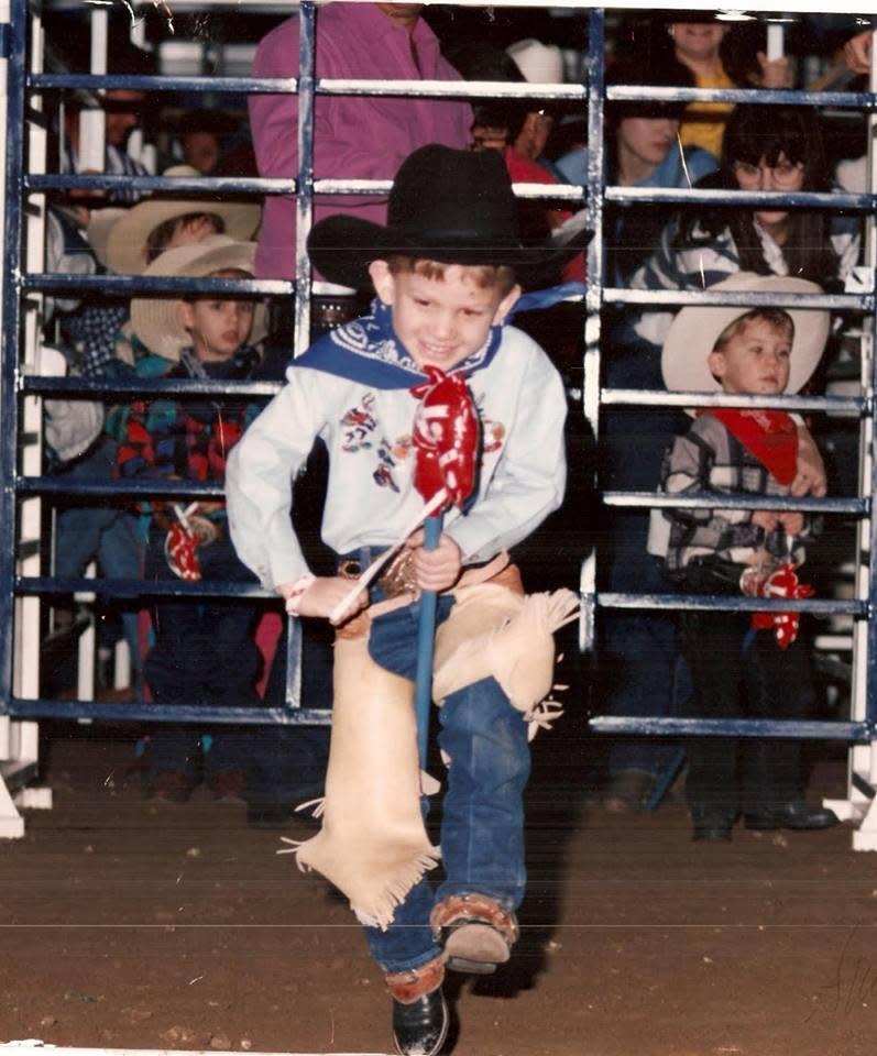 Mid-Winter Fair Rodeo