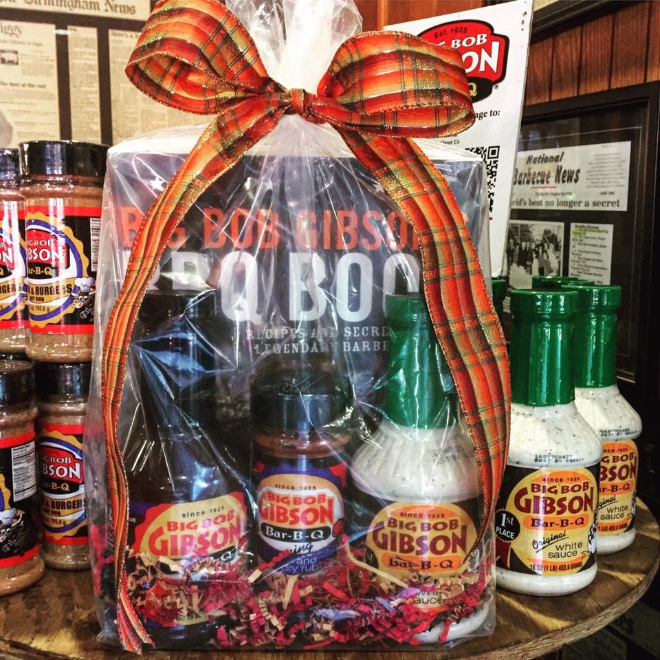 Big Bob Gift Basket