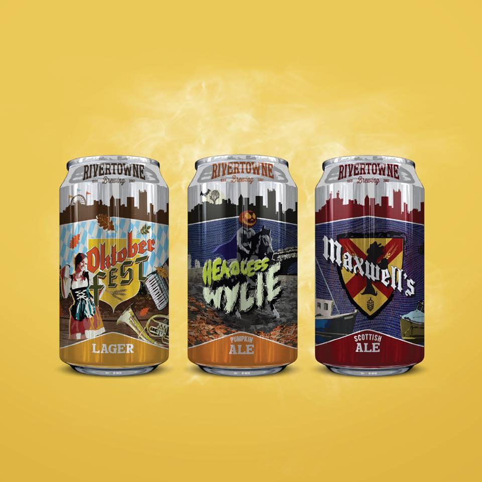 Rivertowne Fall Beers