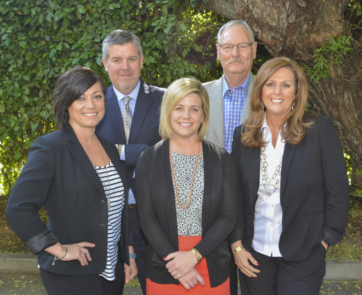 Sacramento Sports Commission team
