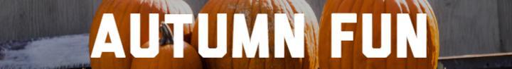 Autumn Fun - Blog Header