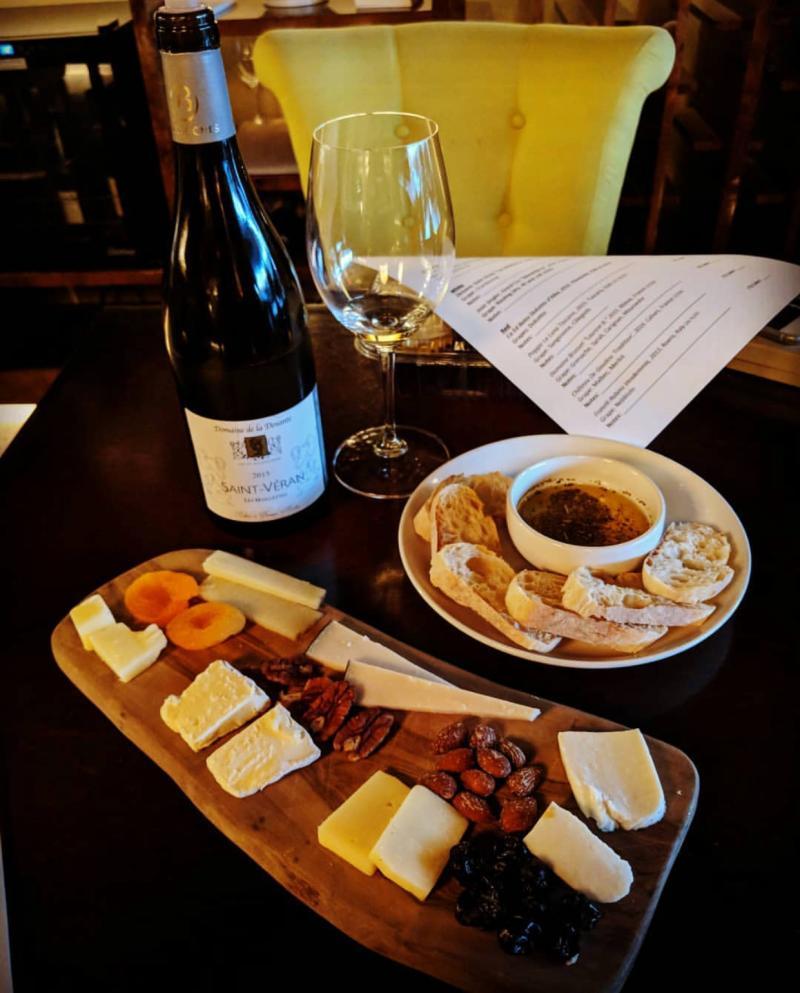 Tinto Wine & Cheese